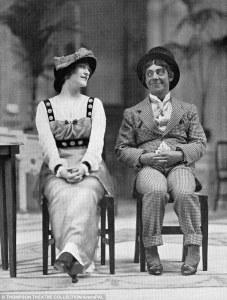 Music Hall performers 1913  England